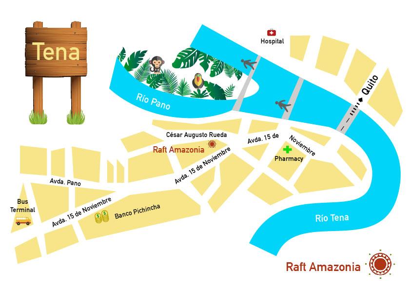 map Raft