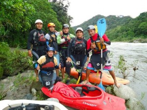 rafting guides